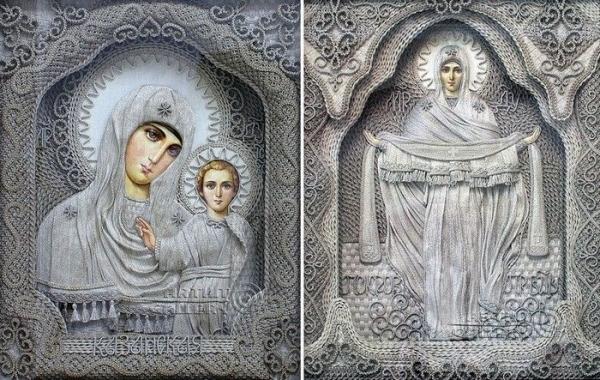 икона Владимир Денщиков