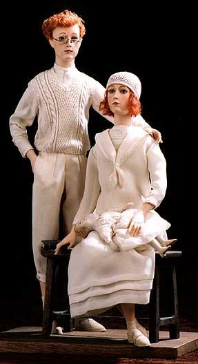 эксклюзивные фарфоровые куклы2