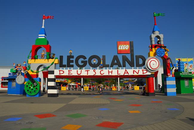 Legoland в Германии