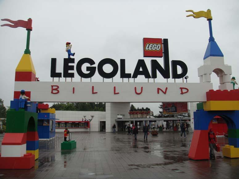 Legoland в Дании