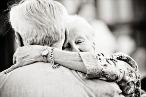 он и она пожилые