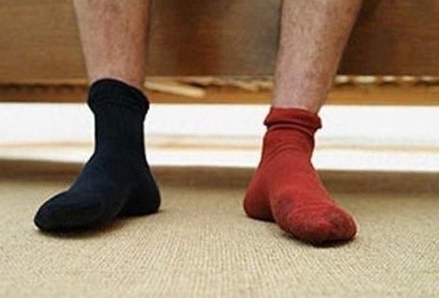 мужчины носки