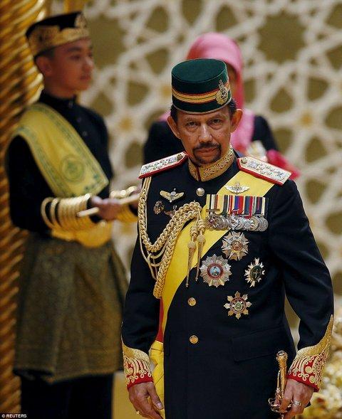 султан Хассанал Болкиах