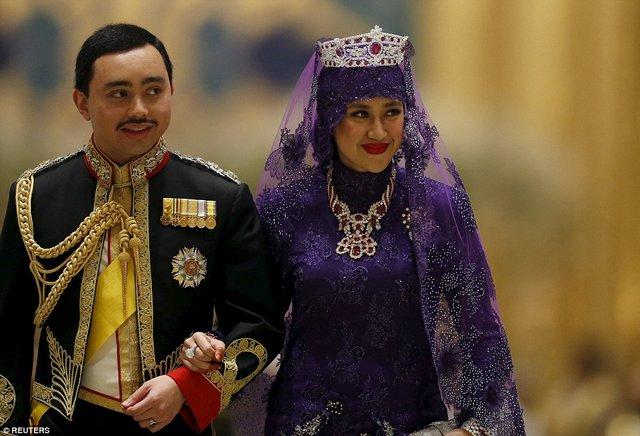 свадьба сына султана