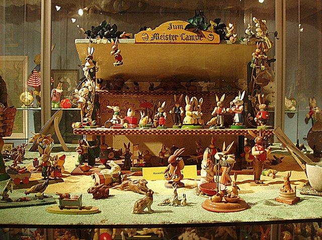 Музей пасхальных зайцев