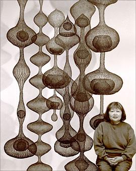 вязание из проволоки