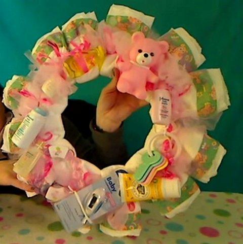 подарок для новорожденного своими руками