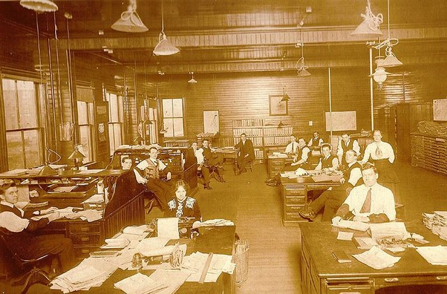офисы ХХ века