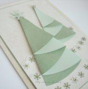 елка открытка