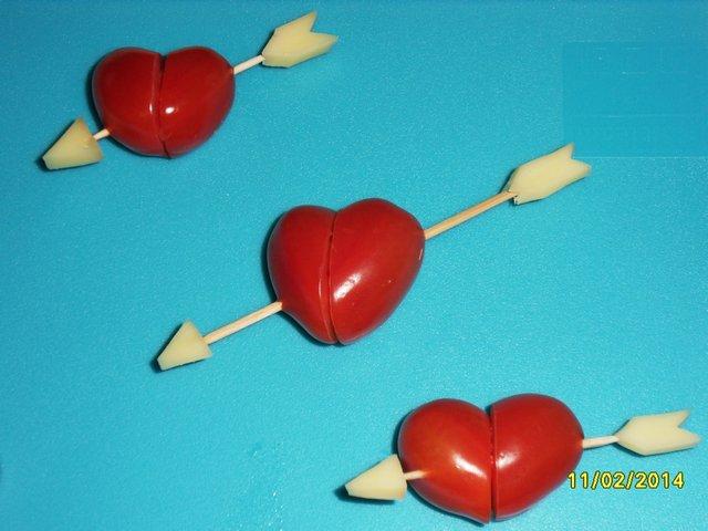 сердце ко дню святого валентина