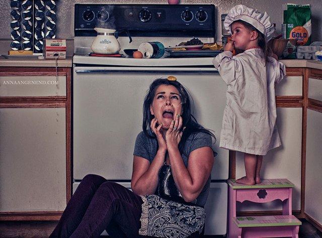 жизнь молодой мамочки
